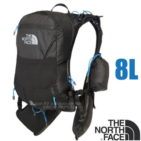 美國 The North Face 專業極輕量水袋背包8L