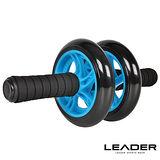Leader X 超靜音滾輪健身器 健腹器 滾輪-特賣