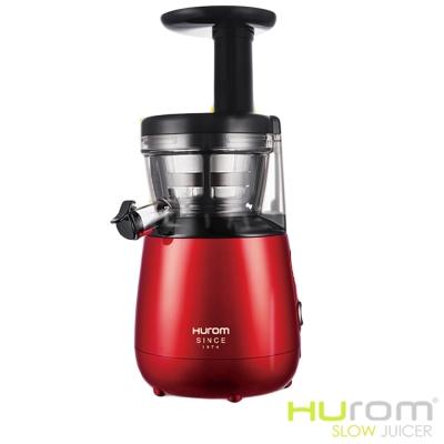 HUROM 韓國原裝慢磨蔬果汁機 經典紅-HB-858R (紀念款)