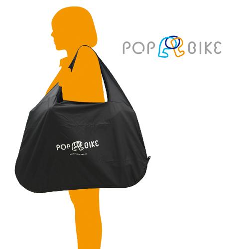 【BabyTiger虎兒寶】POPBIKE 兒童平衡滑步車專用配件 - 攜車袋