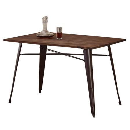AT HOME 4 尺 韋德實木餐桌