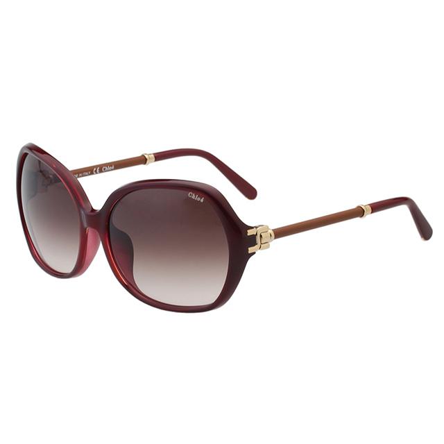 CHLOE太陽眼鏡 經典款(紅色)CE673SA-603