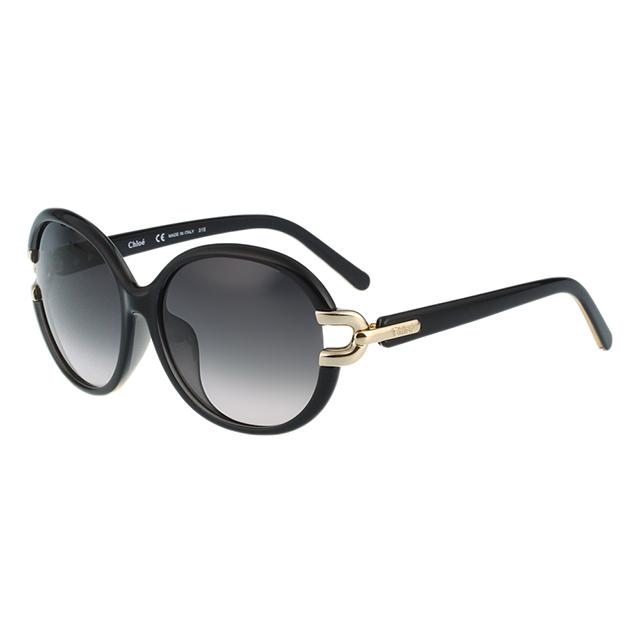 CHLOE太陽眼鏡 經典氣質(黑色)CE696SA-001