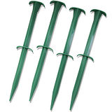 PP塑膠固定樁KC-A6202 (園藝|帆布|草蓆|塑膠釘)