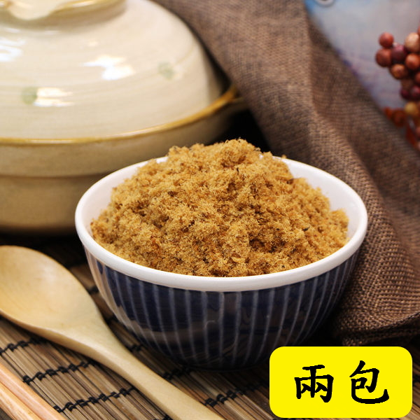 【東大興】2包●旗魚鬆(每包300g)(免運)
