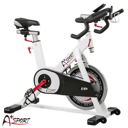 【A+ Sports】 彎把飛輪健身車