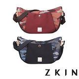 ZKIN Getaway Unicorn 享影輕旅側背相機包 (迷彩藍/紅)