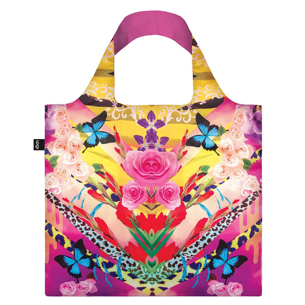 LOQl購物袋∕夢想花 SNFD