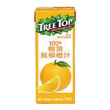 《TreeTop》樹頂柳橙汁(200mlx24瓶)