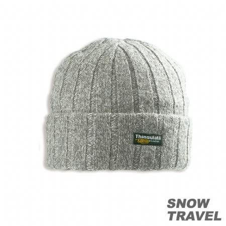 SNOWTRAVEL 3M防風透氣保暖羊毛帽