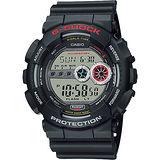CASIO 卡西歐 G-SHOCK 高亮度LED運動錶-黑 GD-100-1ADR