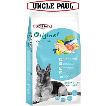 保羅叔叔 田園生機狗食 12kg