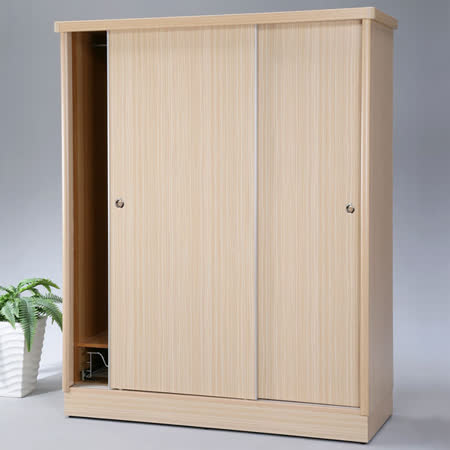 Homelike 愛司頓5x7滑門衣櫥
