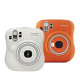 FUJIFILM Instax mini 25 拍立得相機(公司貨)-加送空白底片x1