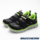 SKECHERS (童) 男童系列 Flex Advantage - 95479LBKLM