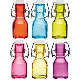 《KitchenCraft》迷你密封玻璃瓶(65ml)