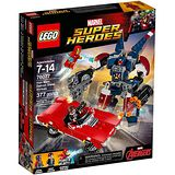 LEGO《 LT76077》超級英雄系列 - LT76077 Iron Man: Detroit Steel Strikes