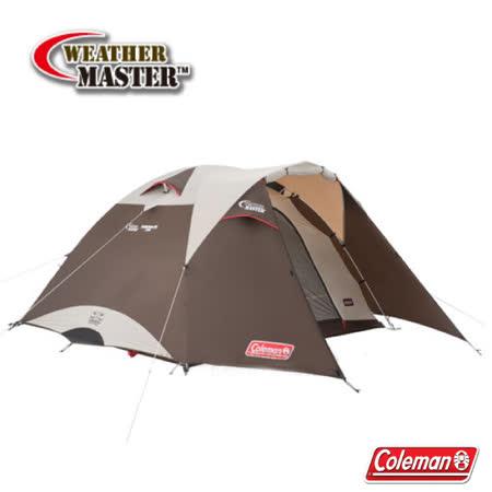 Coleman氣候達人  4-5人圓頂帳篷