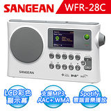 【SANGEAN】WiFi/USB 網路收音機 (WFR-28C)