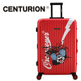 【CENTURION】美國百夫長29吋行李箱-穿越鼠crm(鋁框箱)
