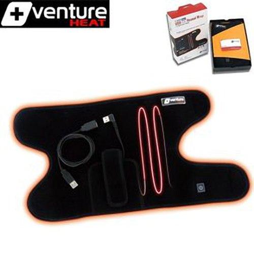 【+venture】USB行動八合一遠紅外線熱敷墊(E-720UN)精裝版