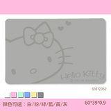 Hello Kitty珪藻土吸水地墊 三麗鷗獨家授權/雕刻/復刻甜心