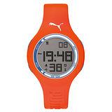 PUMA 陽光信號電子腕錶-PU910801049