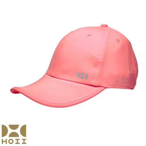 保證原廠【HOII】防曬【棒球帽】基本款★紅光-后益先進光學