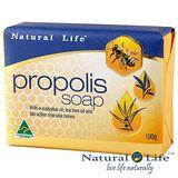 澳洲Natural Life 蜂膠深層淨化潔膚皂 100g