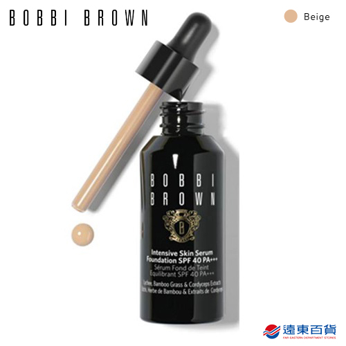 【官方直營】BOBBI BROWN 芭比波朗 高保濕修護精華粉底SPF40 PA+++(嫩芽)Beige