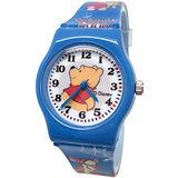 【迪士尼】Winnie the Pooh小熊維尼手錶(中) W-29