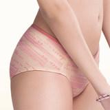 【嬪婷】FTC 個性女孩 M-LL低腰平口褲(時尚粉)