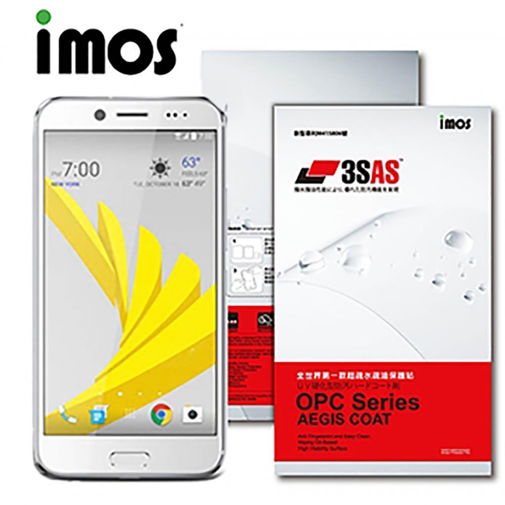 iMOS HTC 10 EVO 3SAS 防潑水 防指紋 疏油疏水 螢幕保護貼