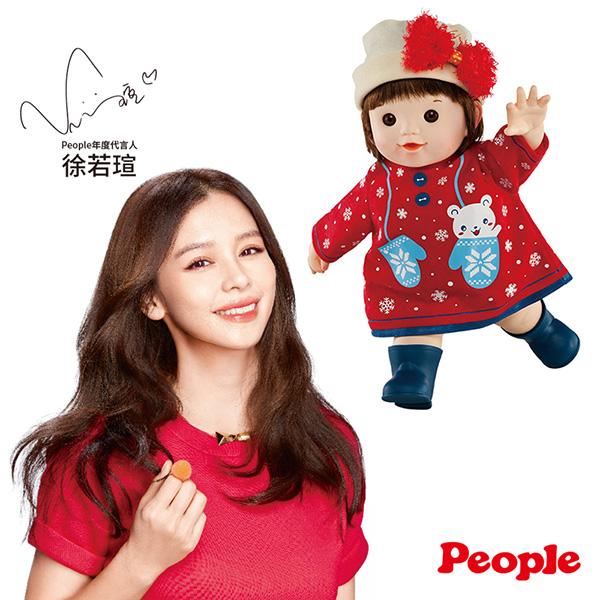 【日本POPO-CHAN】蝴蝶結毛帽POPO-CHAN AI345