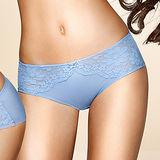 【黛安芬】記憶枕系列內衣M-EL平口內褲(活力湛藍)