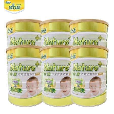 豐力富 1-3歲幼兒 成長奶粉1500gx6罐