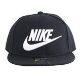 NIKE 男女 Y NK TRUE CAP FUTURA 帽子 黑 614590010