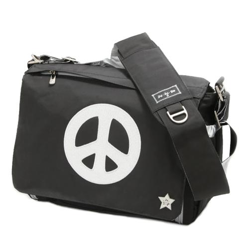 【美國Ju-Ju-Be媽咪包】Be All 大容量肩背包-Peace和平意象