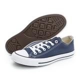 Converse 男/女鞋  帆布鞋(低統) 藍 M9697C