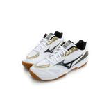 MIZUNO 美津濃 男鞋 排羽球鞋 白 71GA174008