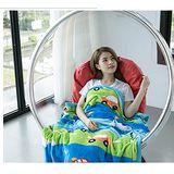【ALICE愛利斯】四季超柔法蘭絨毯(加厚版150*200公分)小汽車 有包邊