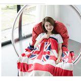 【ALICE愛利斯】四季超柔法蘭絨毯(加厚版150*200公分)榮耀時刻 有包邊