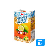 M-泰山冰鎮紅茶TP250ml*6