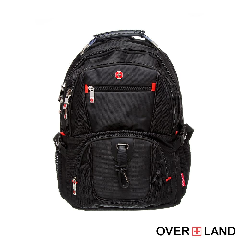 OVERLAND - 美式十字軍 - 圓桌武士機能款筆電後背包 - 2566