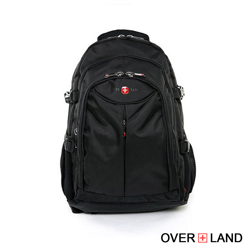 【OVERLAND】美式十字軍 - 型男率性大口袋後背包 - 27762