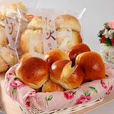 【純新milk17】黃金冰火餐包5袋(10顆/袋;任選-原味奶油/黑糖)