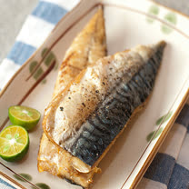 【好神】南方澳白腹鯖魚一夜干20包組(160g/包)