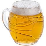 《EXCELSA》Sport造型啤酒杯(籃球650ml)