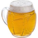 《EXCELSA》Sport造型啤酒杯(橄欖球650ml)