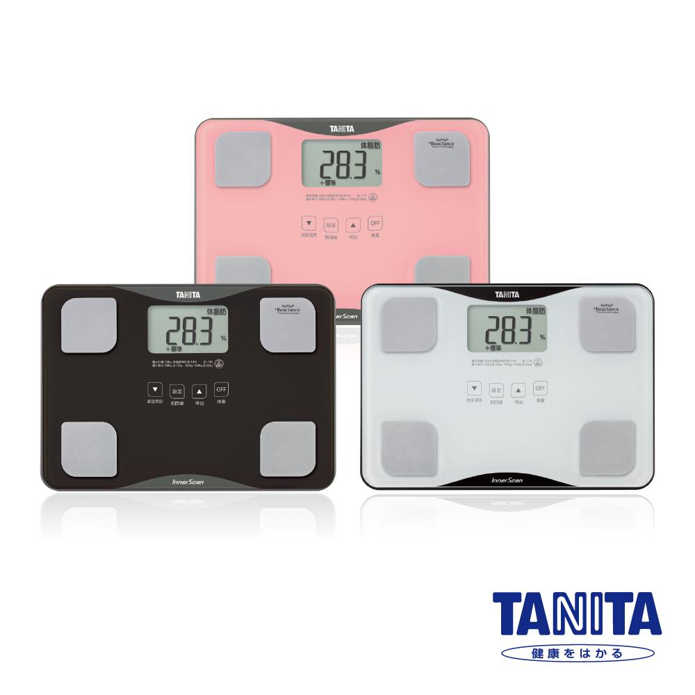 日本TANITA 四合一體組成計 BC-718 (三色)